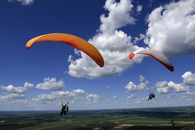Paragliding Tandem Flight, 30 Minutes - Bright, Victoria