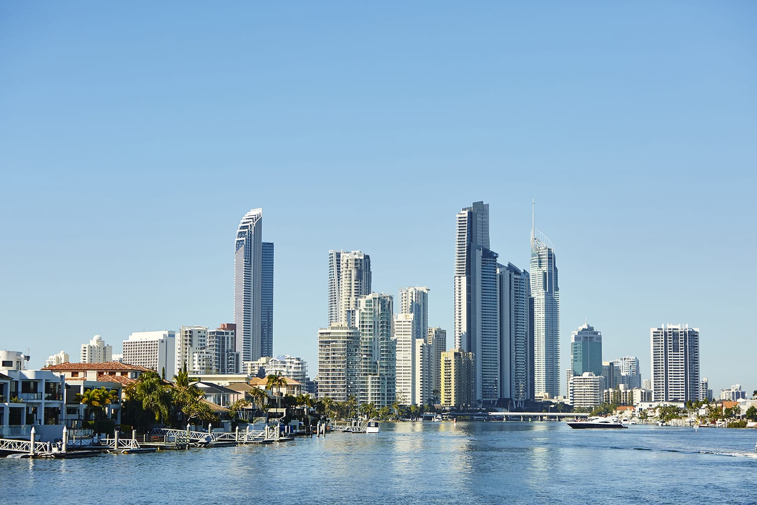 Surfers Paradise & Broadwater Sightseeing Cruise, Surfers Paradise - Morning Cruise