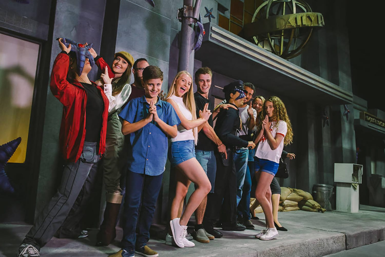 Warner Bros. Movie World Star Tour, Access All Areas - Gold Coast
