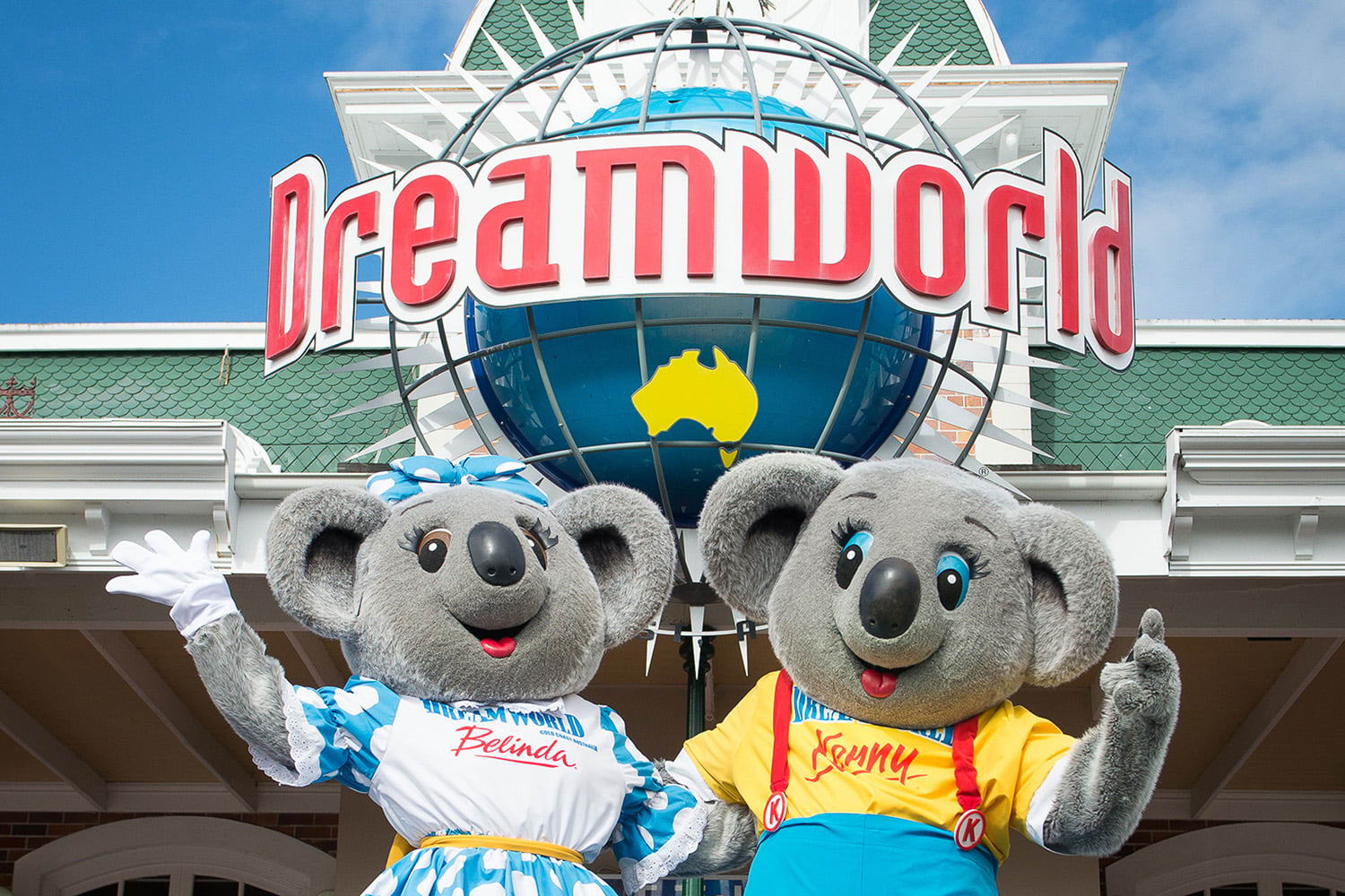 Dreamworld, WhiteWater World, SkyPoint Observation Deck, 3 Day Ticket - Gold Coast