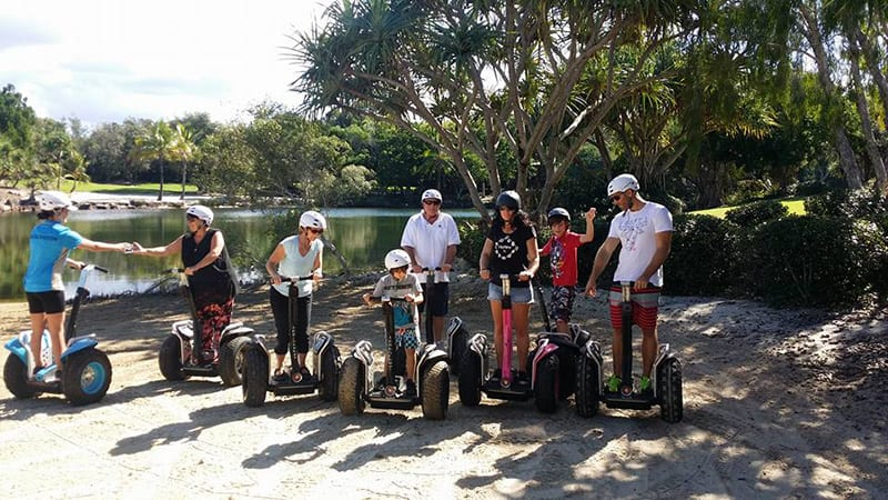 Segway Tour For 2, 60 Minutes - Sunshine Coast