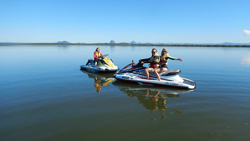 Jet Ski Safari For 2, 90 Minutes - Sunshine Coast