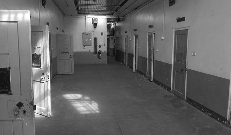 Self-Guided Tour of Adelaide Gaol