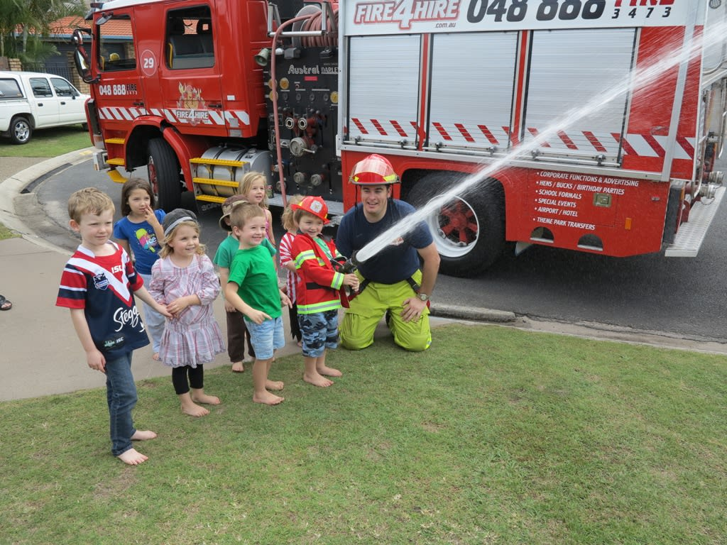 Fire Truck Tour, 1 Hour - Gold Coast