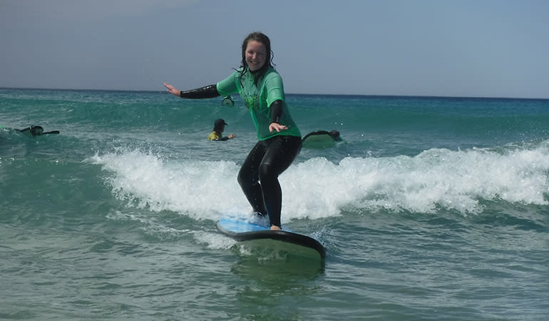 Full Day Surf Lessons Tour with Lunch - Great Ocean Road