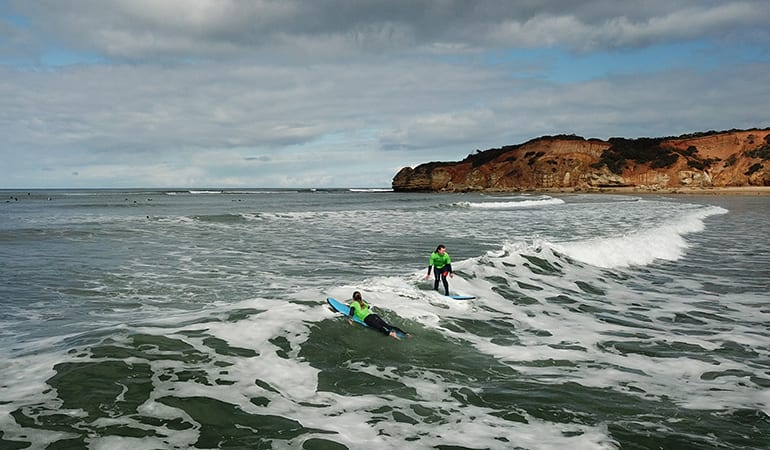 Surf Lesson Beginner to Intermediate, 2 Hours - Great Ocean Road