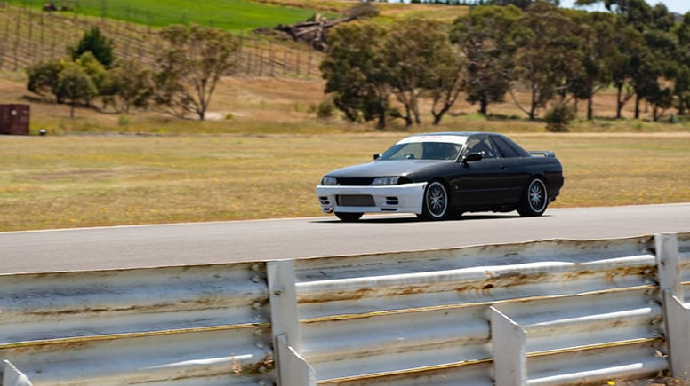 Drive Your Car On The Race Track - Baskerville Raceway