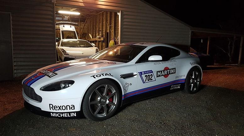 Drive an Aston Martin Vantage, 5 Laps - Symmons Plains Raceway