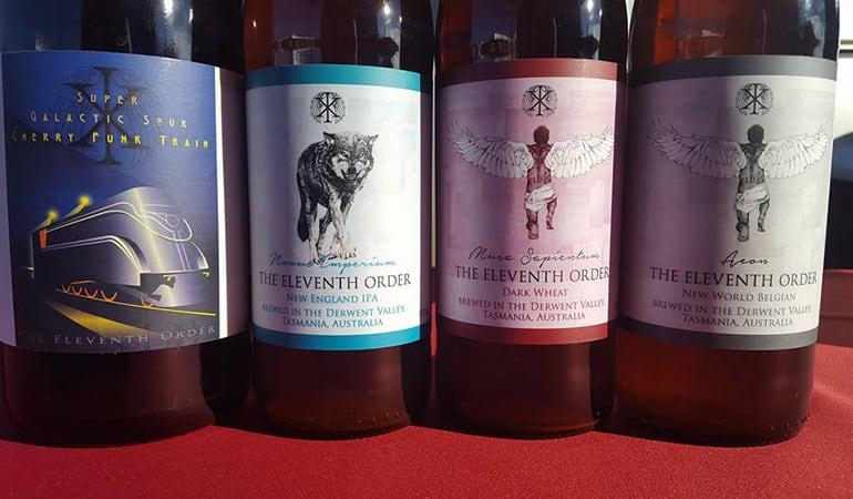 Afternoon Wine and Craft Beer Tour, 5.5 Hours - Derwent Valley