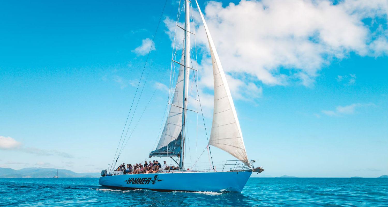 Whitsundays Prosail Hammer Sailing Adventure, 2 Days 1 Night - Single Bed