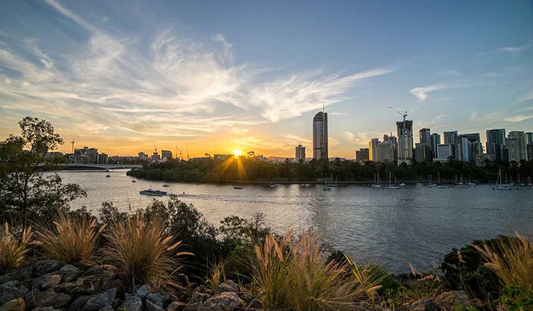 Single Kayak Rental - Brisbane River