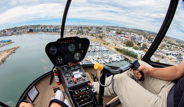 Scenic Helicopter Flight, 25-30 Minutes - Newcastle & Macquarie