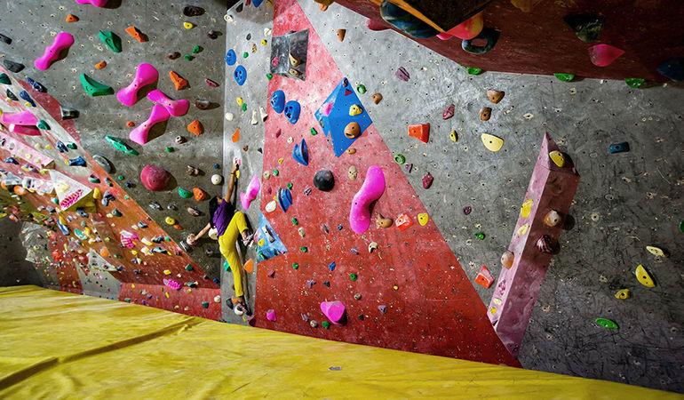 Indoor Climbing Gym Pass - Villawood, Sydney