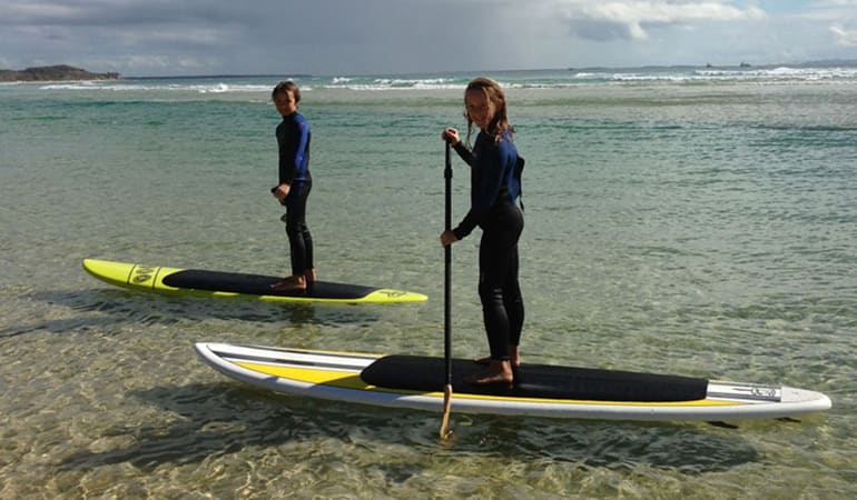 Stand Up Paddle Boarding and Hot Springs - Mornington Peninsula - For 2