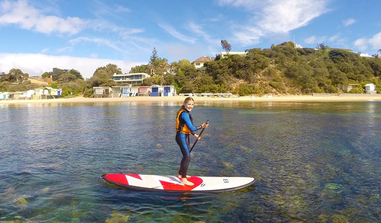 Stand Up Paddle Board Hire For 2, 2 Hours - Mornington Peninsula