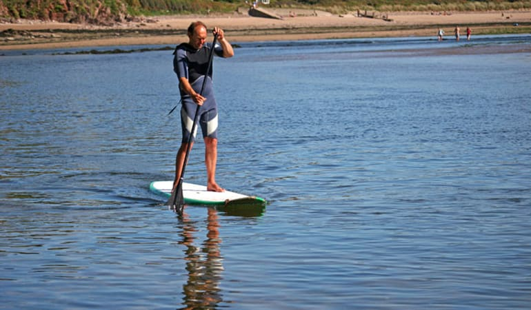 Stand Up Paddle Board Hire, 2 Hours - Mornington Peninsula