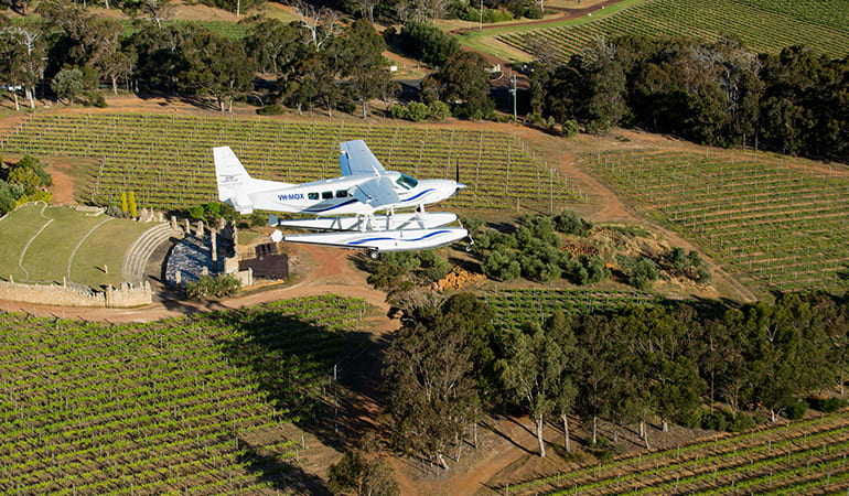 Scenic Seaplane Flight, One Way - Swan River to Margaret River