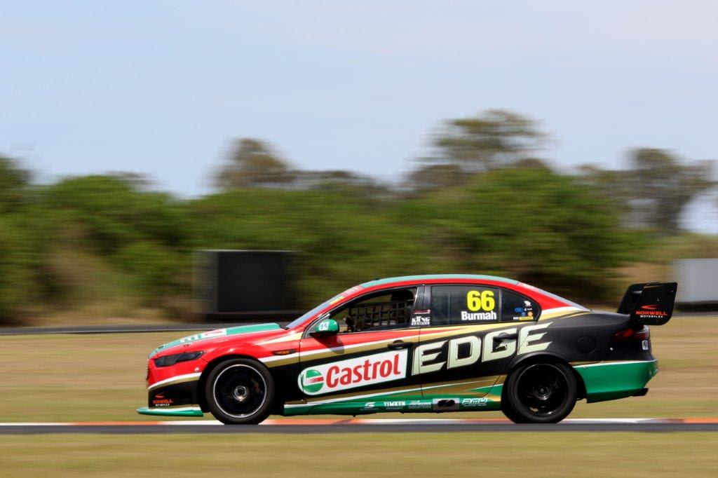 V8 Supercars Official Driving Experience 10 Lap Drive and 2 Lap Ride - Gold Coast