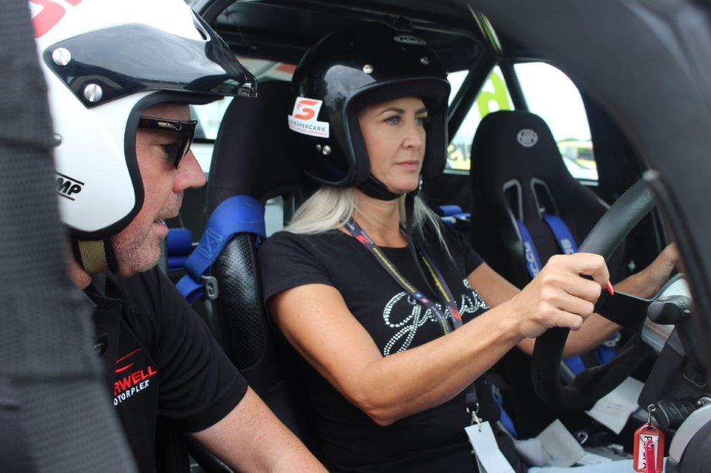 Gold Coast Motorsports >> V8 Supercars Official Driving Experience 5 Lap Drive ...