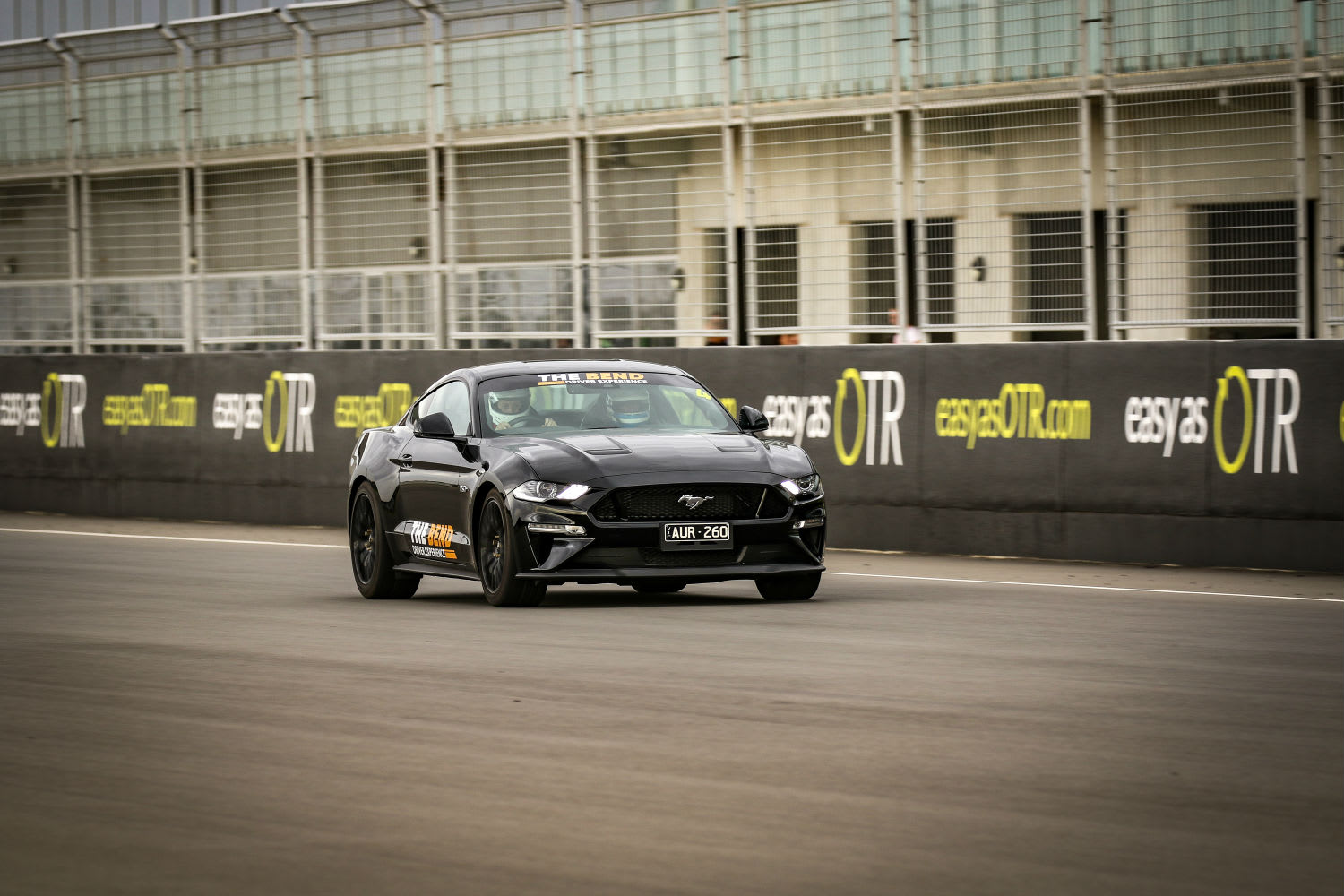 V8 Mustang Hot Laps, 3 Laps - The Bend Motorsport Park, Adelaide