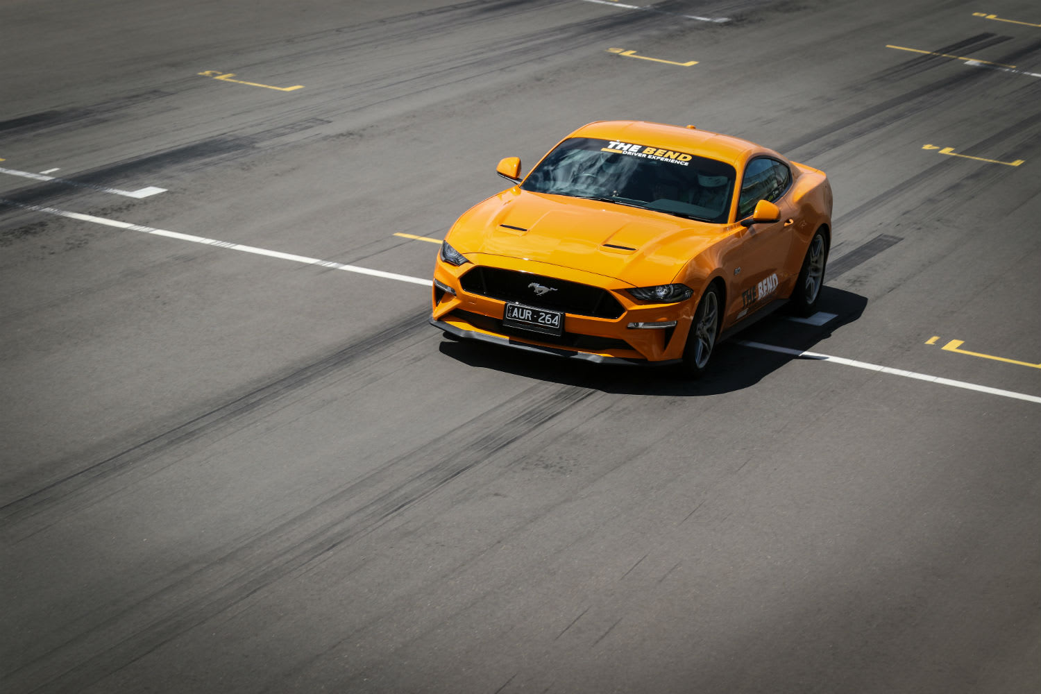 Drive a V8 Mustang, 5 Laps - The Bend Motorsport Park, Adelaide