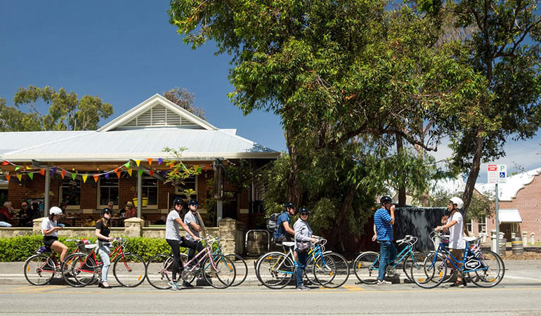 Bike Tour, 2 Hours - Fremantle