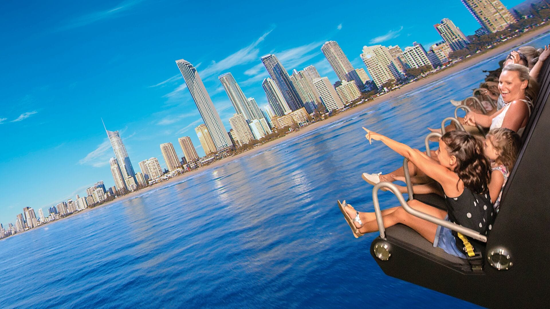 Dreamworld, WhiteWater World, SkyPoint Observation Deck, 3 Day Ticket - Gold Coast