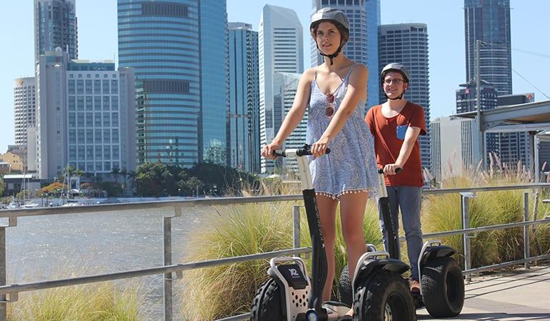 Segway Tour, 1 Hour - Brisbane