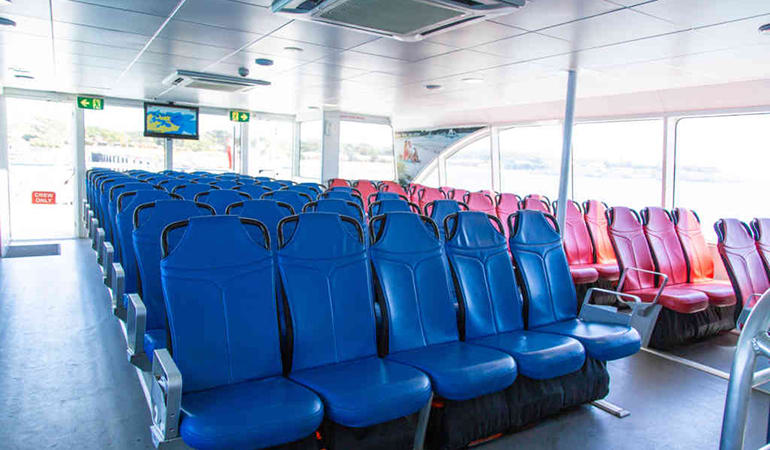 Rottnest Island Return Ferry Ticket - Perth
