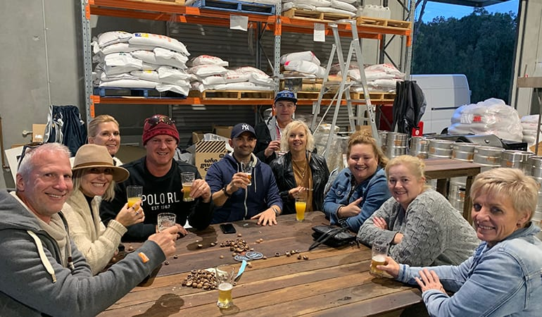 Brewery and Distillery Tour, Afternoon - Byron Bay