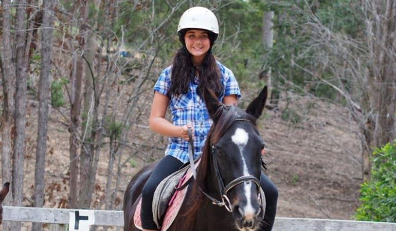 Kids' Introduction to Horses – Gold Coast Hinterland