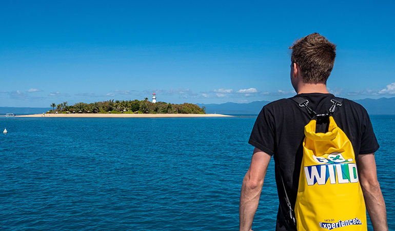 Glass Bottom Boat Tour with Snorkelling - Low Isles, Great Barrier Reef