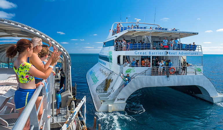 Great Barrier Reef Cruise with Snorkeling, 2 Days - Departing Airlie Beach