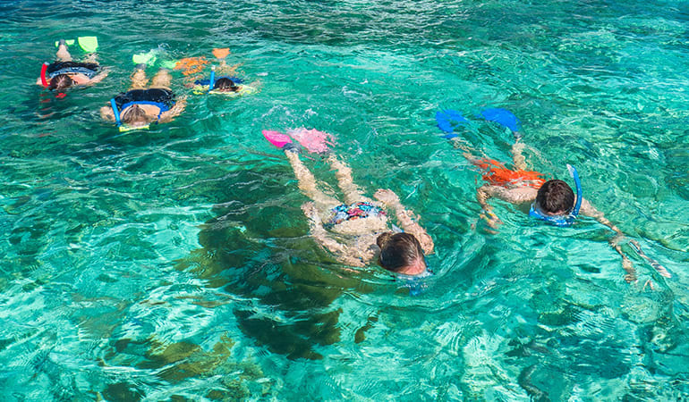 Great Barrier Reef Overnight Cruise with Snorkeling, 2 Days - Departs Airlie Beach