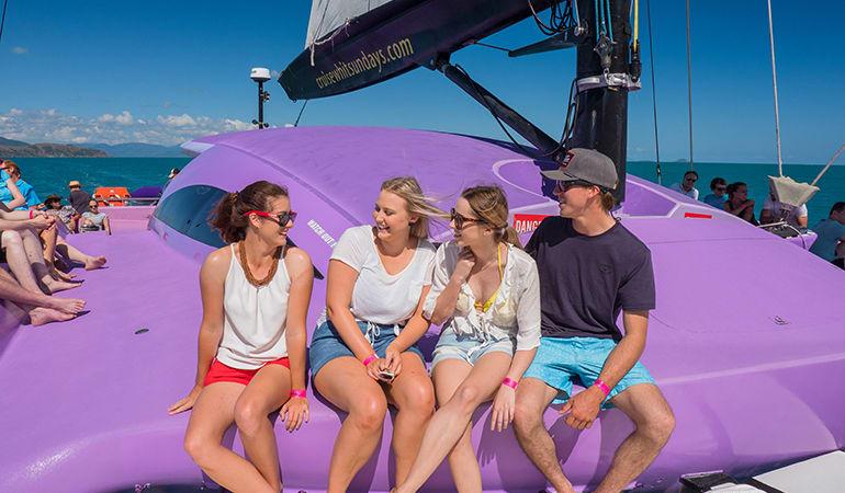 Sailing Tour to Whitehaven Beach, with Snorkeling, Full Day - Whitsundays