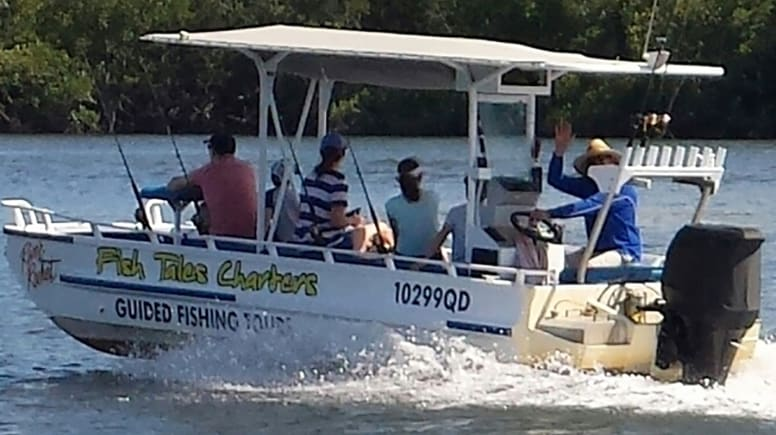 Estuary Fishing Tour, Half Day - Cairns