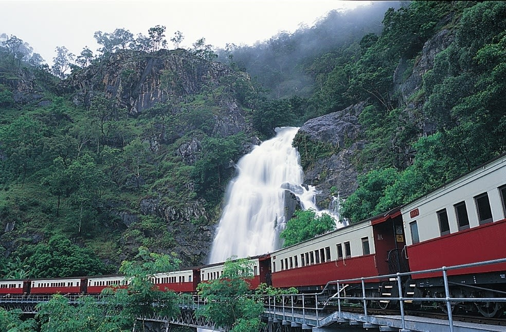 Skyrail, Kuranda Village Visit and Scenic Rail Adventure