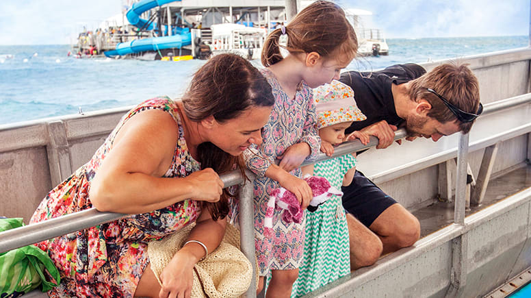 Great Barrier Reef Cruise with Lunch and Snorkelling – Cairns