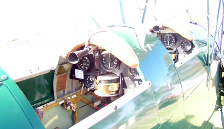 Tiger Moth Scenic Flight, 60 Minutes - Hunter Valley