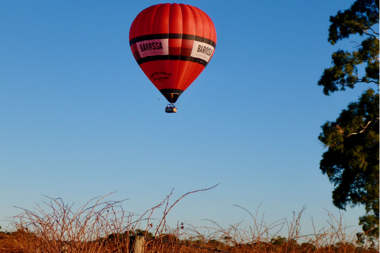 Hot Air Balloon Barossa Valley Adelaide