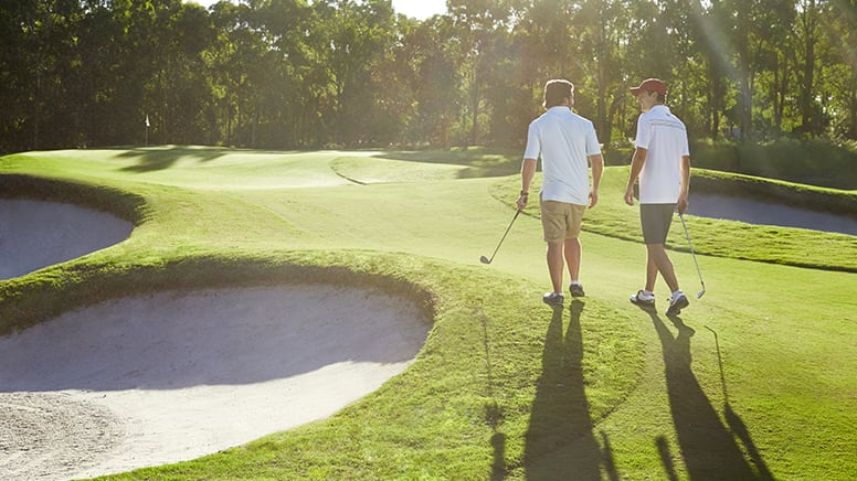 18 Hole Championship Golf with Lunch, Weekdays - Port Stephens