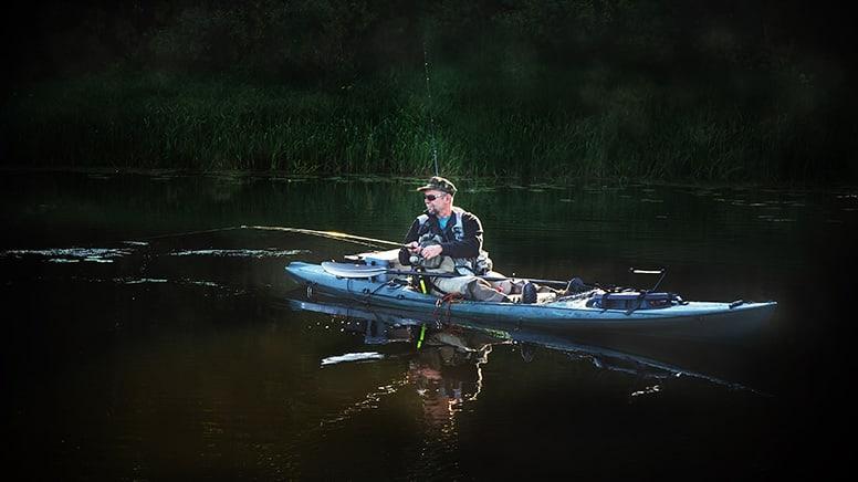 Kayak Fishing Adventure, For 2 - Byron Bay Hinterland