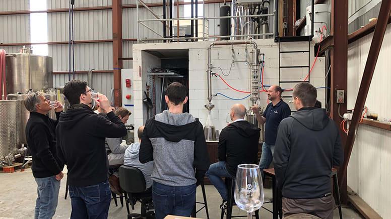 Rum Distilling Experience - JimmyRum Distillery, Mornington Peninsula