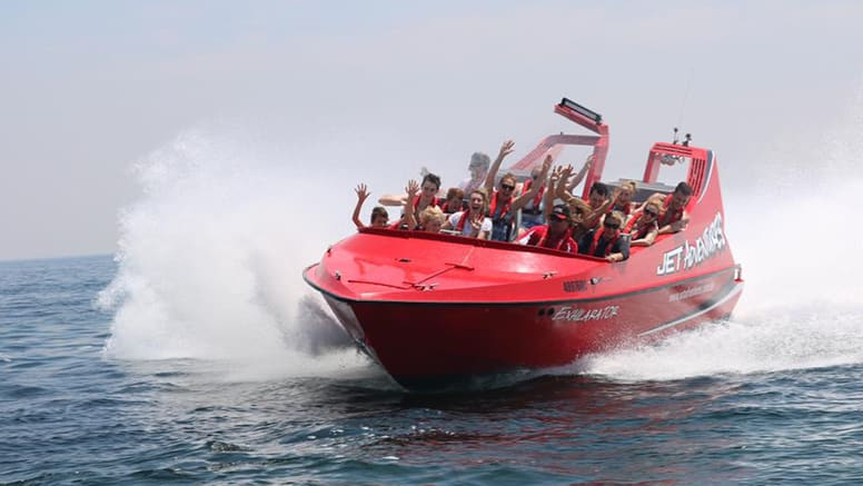 Jet Boat Thrill Ride, 30 Minutes - Dunsborough, Margaret River