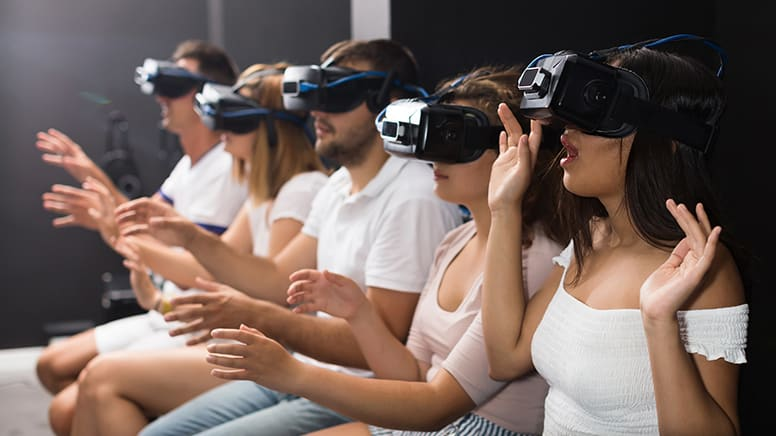 Virtual Reality Escape Room Game For 4, 1 Hour - Melbourne