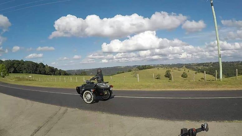 Classic Sidecar Tours Sunshine Coast Hinterland