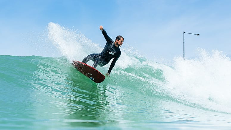 Intermediate Surf Session at Urbnsurf - Melbourne - Weekday
