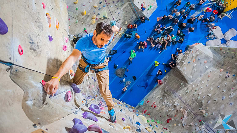 Indoor Climbing Gym Entry - Melbourne - For 2