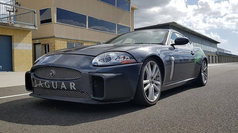 Jaguar XKR Driving Experience at Baskerville Raceway, 5 Laps - Hobart