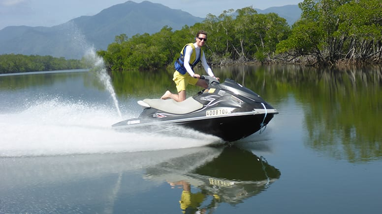 Jet Ski Tour, 30 Minutes - Cairns - For 2